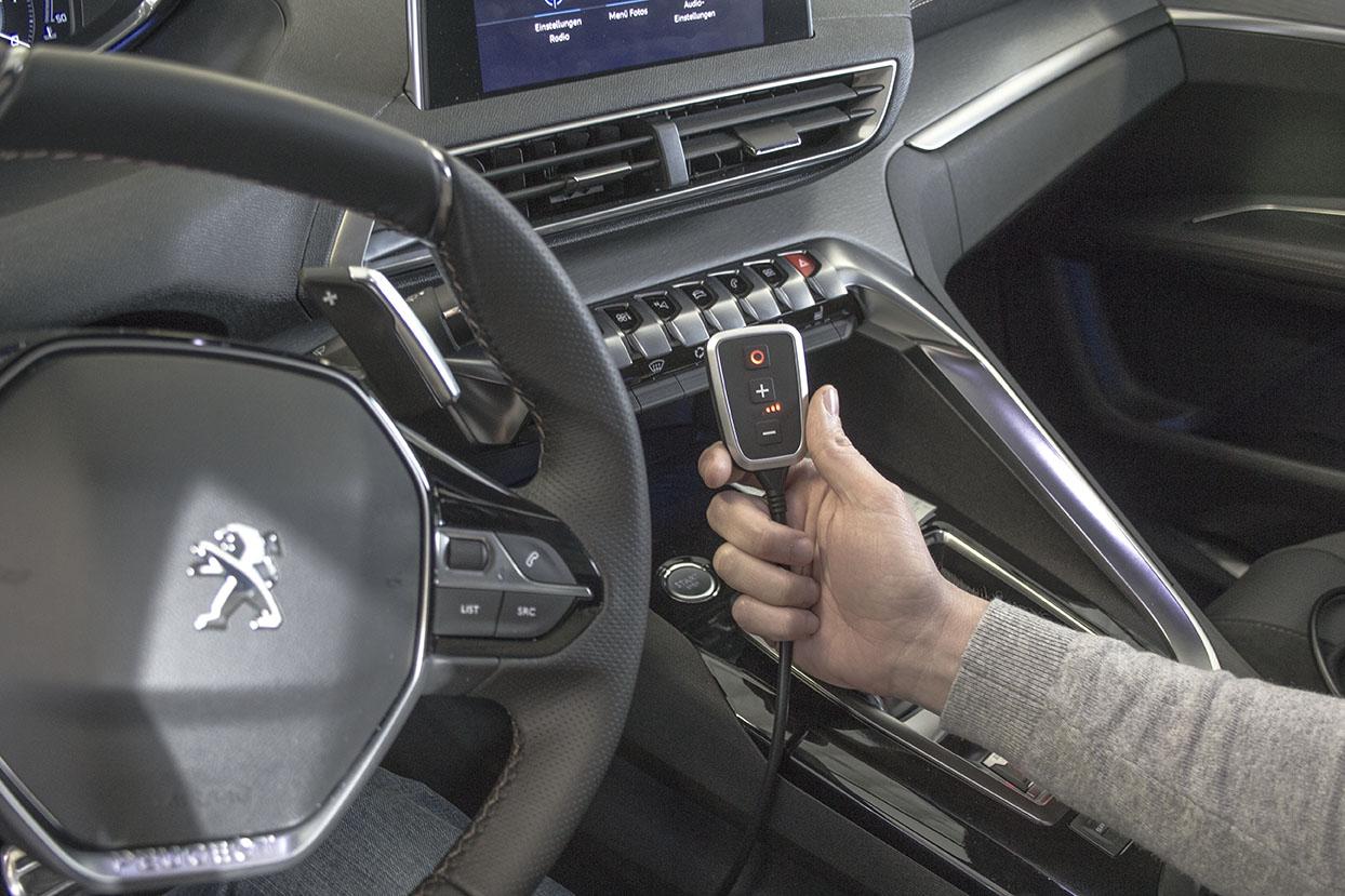 Peugeot 3008 Tuning