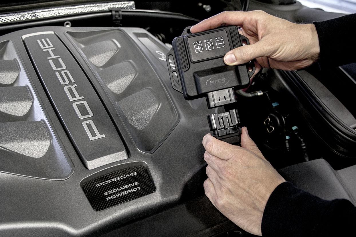 Porsche Macan Chip Tuning