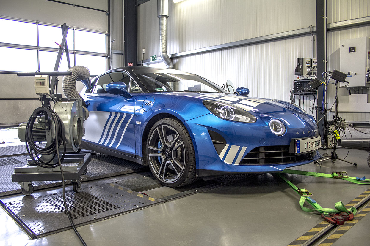 Renault Alpine A110 Chip Tuning