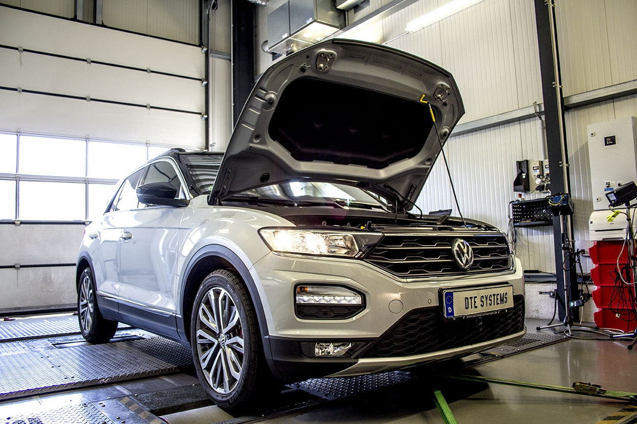 vw t roc tuning dte systems. Black Bedroom Furniture Sets. Home Design Ideas