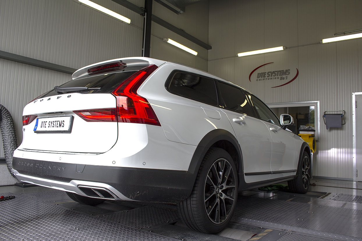 Volvo V90 II | Tuning DTE Systems