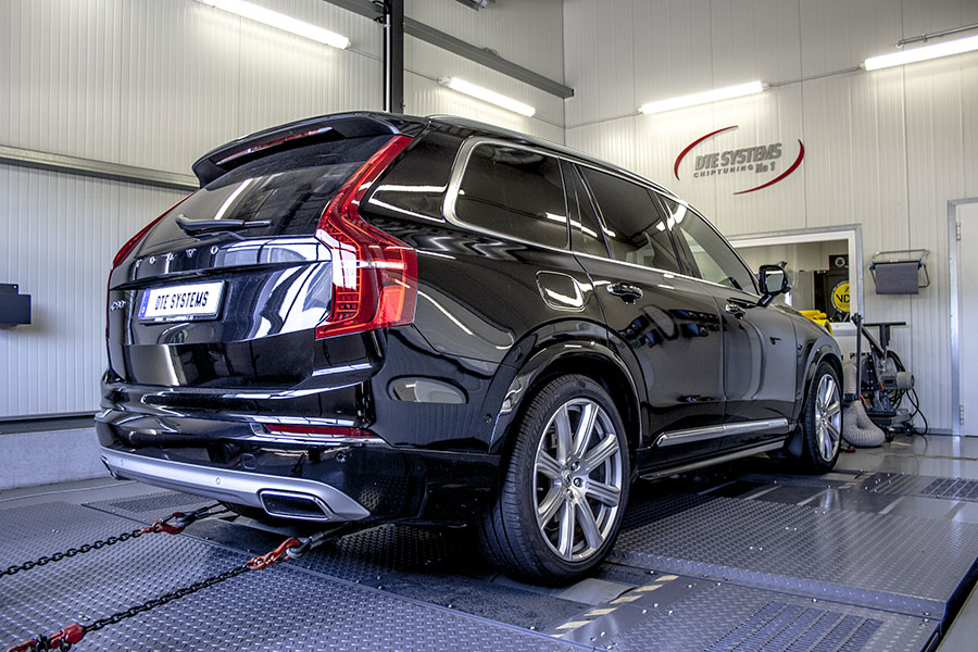Xc 90 On Our Dyno