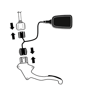 Connecter le PedalBox à l'accélérateur